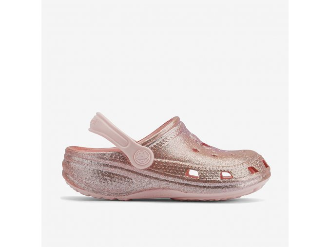 Sandály Coqui 8114 CANDY PINK GLITTER
