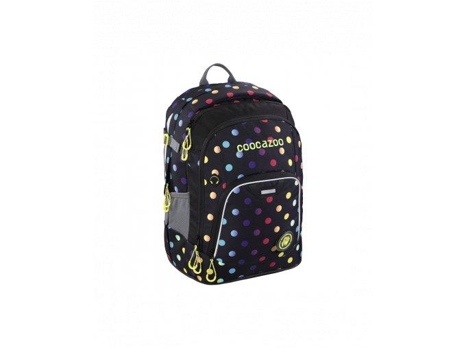 Školní batoh coocazoo RayDay, Magic Polka Colorful