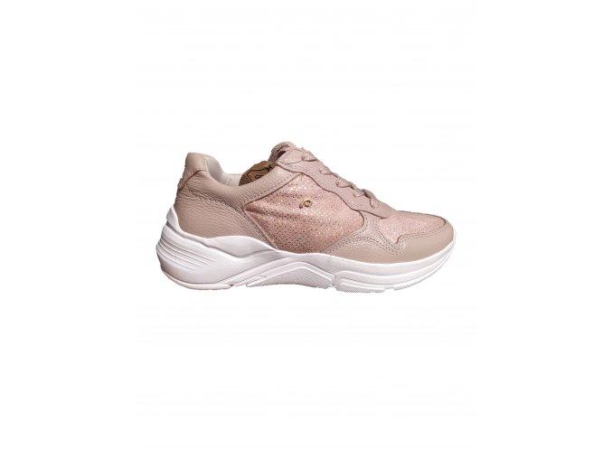 Kožená obuv Pegada PE/218801-02 ROSE