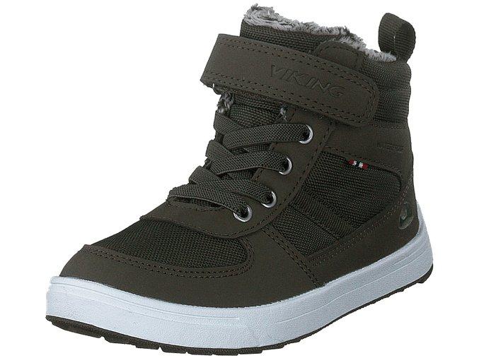 Zimní obuv VIKING LUCAS MID JR WP