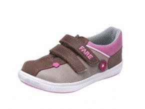Celoroční boty Fare- růžová kytka