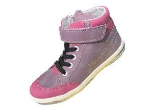 Celoroční obuv Jonap fialová