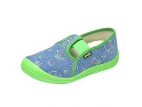 Chlapecká domácí obuv Fare 4111408