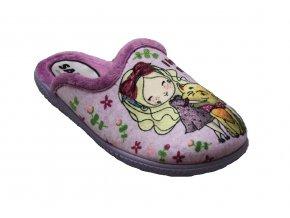 Pantofle Santé LILA CAT