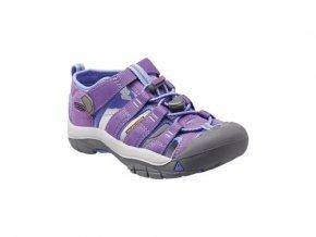 Sandále KEEN NEWPORT H2 JR-purple heart-periwinkle