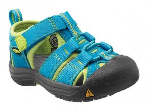 Sandále KEEN NEWPORT H2 K hawaiian blue/green glow