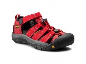 Sandále KEEN NEWPORT H2 ribbon red/gargoyle