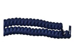 Spirálová tkanička -modrá