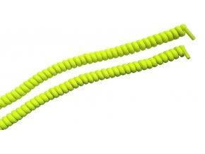 Spirálová tkanička -neonová žlutá