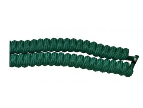 Spirálová tkanička -zelená