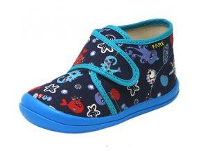 Domácí obuv Fare 4012408