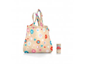 reisenthel AT6034 mini maxi shopper funky dots 1