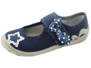Domácí obuv Fischer 0451-51
