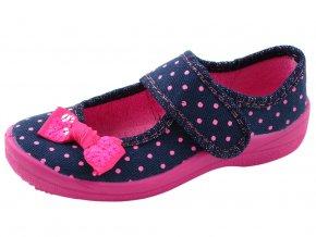 Domácí obuv Fischer 482945-527