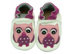babice owl pink