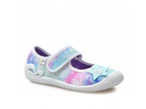 Domácí obuv 3F nebeská hvězda