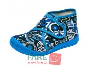 Domácí obuv Fare 4113402