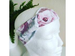 Čelenka do vlasů Svengali šípková růže