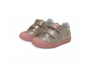 Celoroční obuv D.D.STEP 049-995 CHAMPAGNE