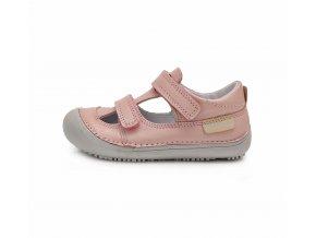 D.D.STEP sandálky 063-237C Pink