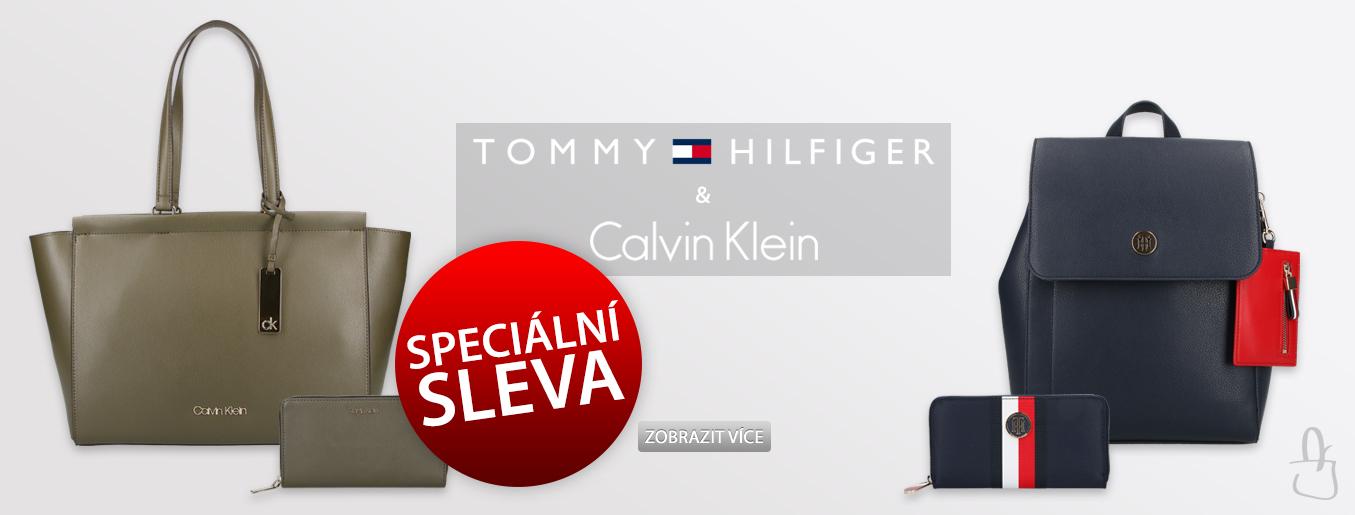 Tommy Hilfiger a Calvin Klein