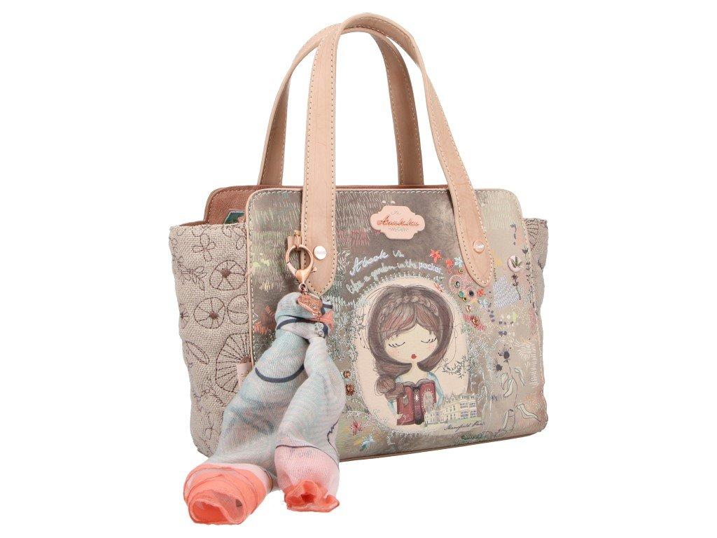 f07fabe6a7 Anekke kabelka do ruky z kolekce Jane - Bag atelier