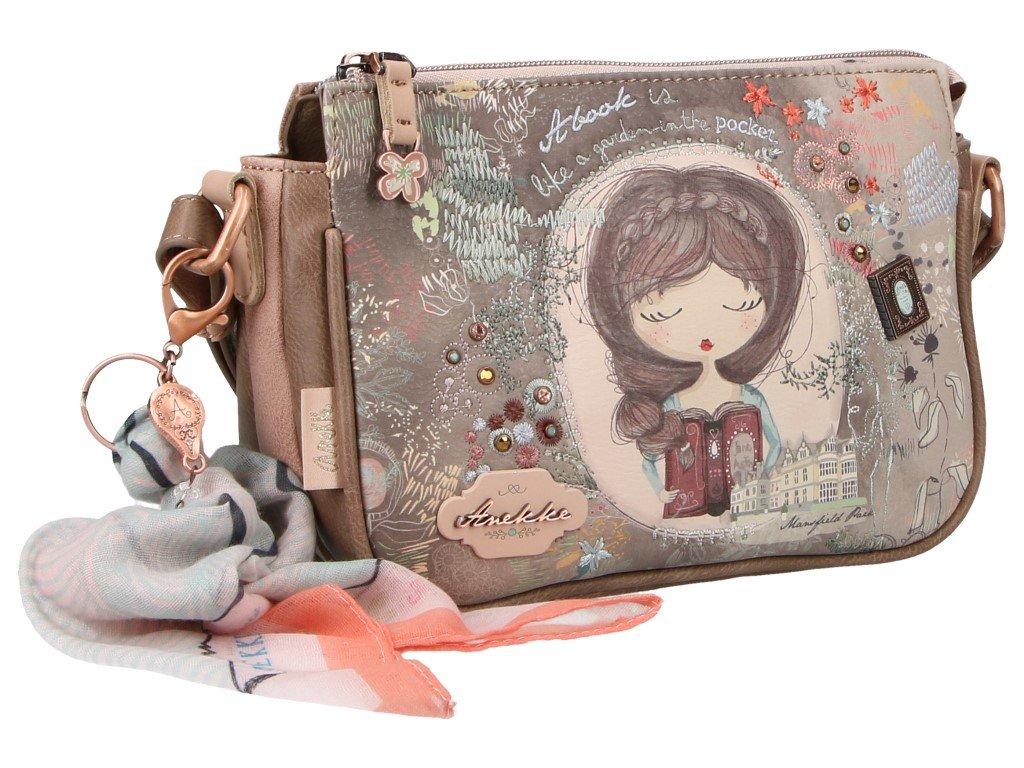 a11fba0b76 Anekke střední crossbody kabelka z kolekce Jane - Bag atelier