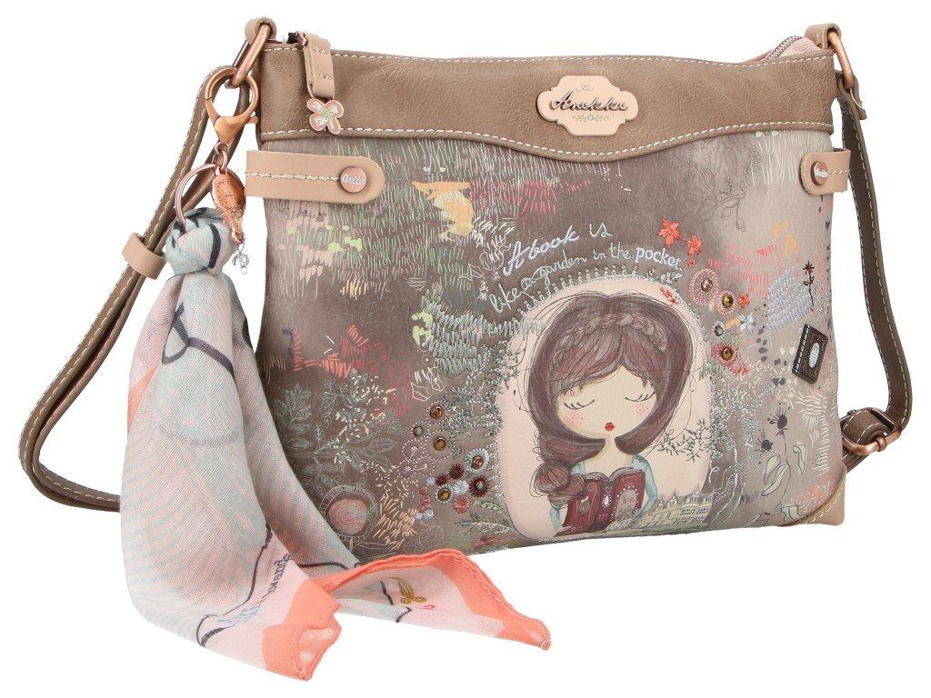 f7855ce4f6 Anekke crossbody kabelka z kolekce Jane - Bag atelier