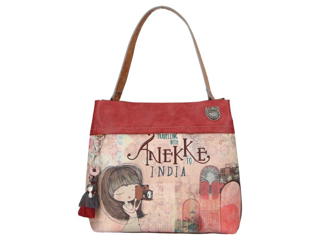 b8f9eac05d0 Anekke designová střední kabelka z kolekce India - Bag atelier
