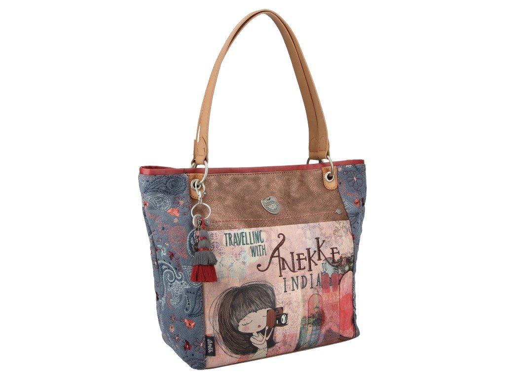 Anekke shopper kabelka z kolekce India