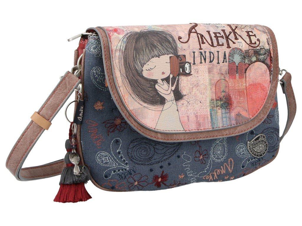 7bffcd41e7 Anekke crossbody kabelka s klopou z kolekce India - Bag atelier