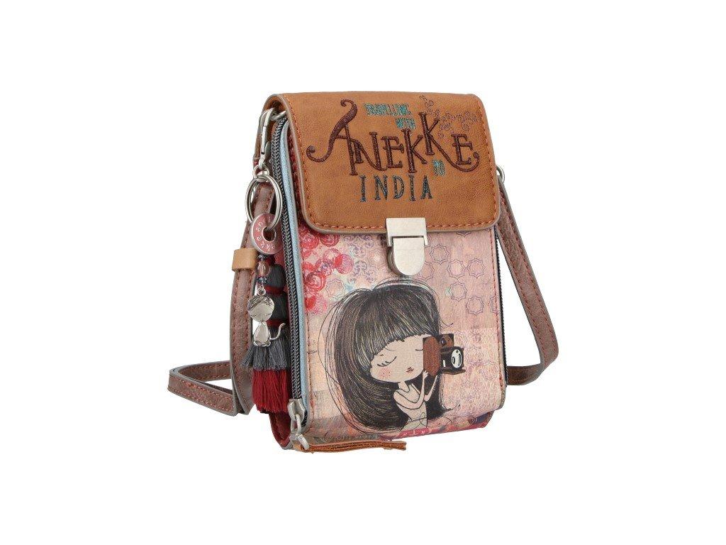 Anekke crossbody s přezkou z kolekce India
