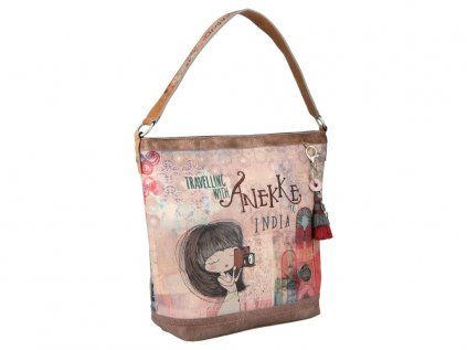 Anekke hobo kabelka z kolekce India