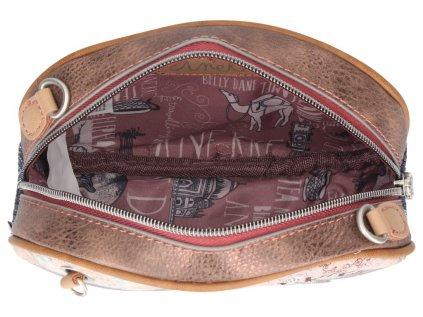 Anekke kabelka kolem pasu z kolekce India