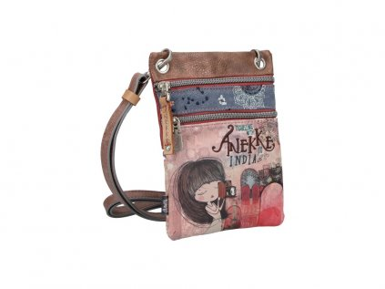 Anekke mini crossbody bag z kolekce India