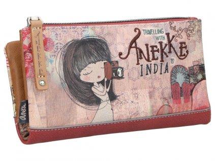 Anekke peněženka z kolekce India
