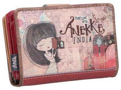 Anekke střední peněženka z kolekce India