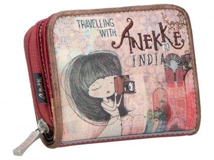 Anekke malá peněženka z kolekce India