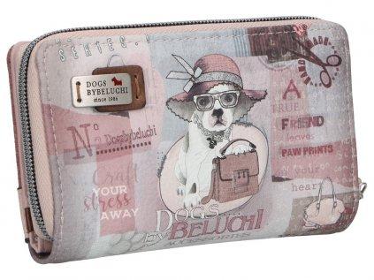 Peněženka Dogsbybeluchi Borneo 28409-09