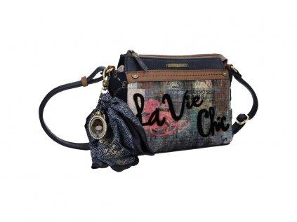 Anekke Couture kabelka se sametovým detailem La Vie Chic