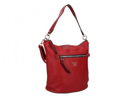 David Jones CM5453 DARK RED 5 bagatelier.cz