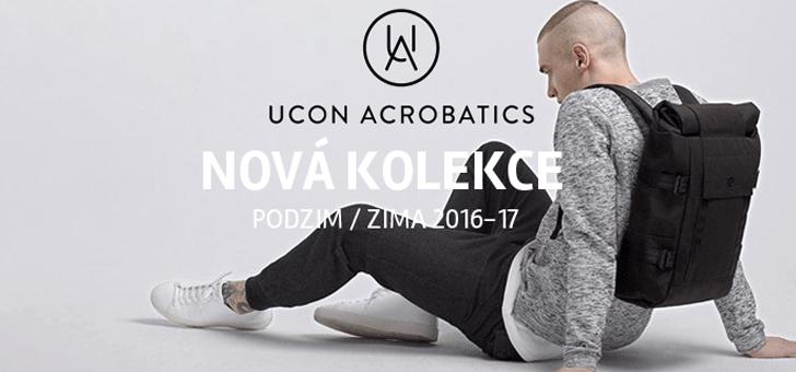 Nová kolekce Ucon Acrobatics Pozdzim zima 2016-17