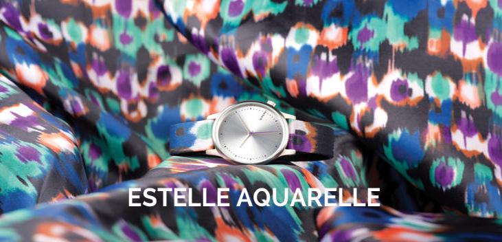 Komono Estelle Aquarelle