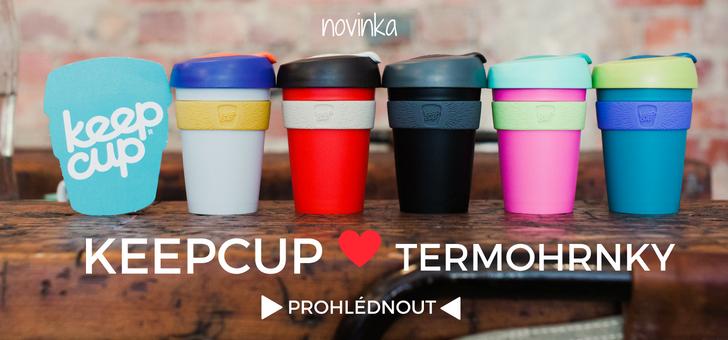 KeepCup - novinka