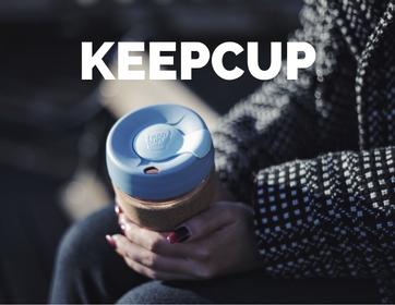 KeepCup Termohrnky