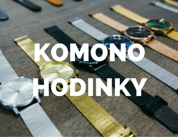 Komono Hodinky