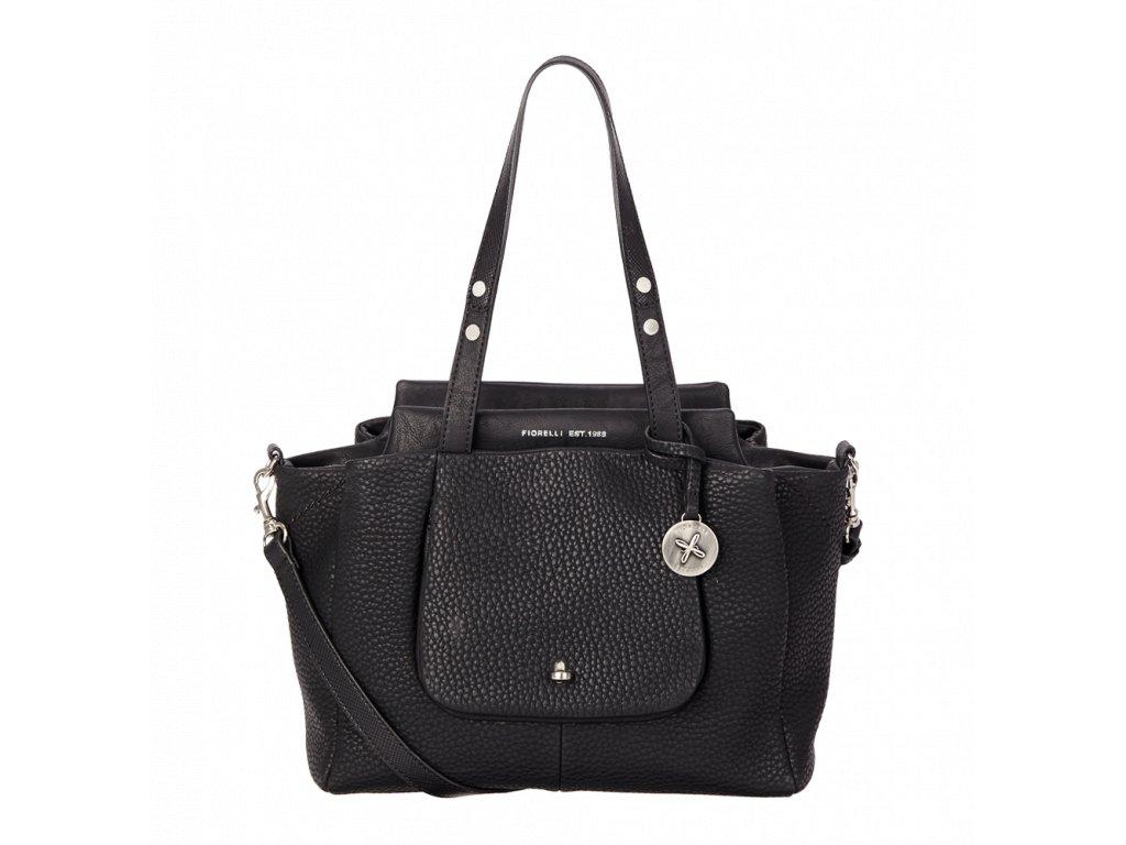 Černá kabelka přes rameno Fiorelli - Deluxe Collection 6dacb04a3ca