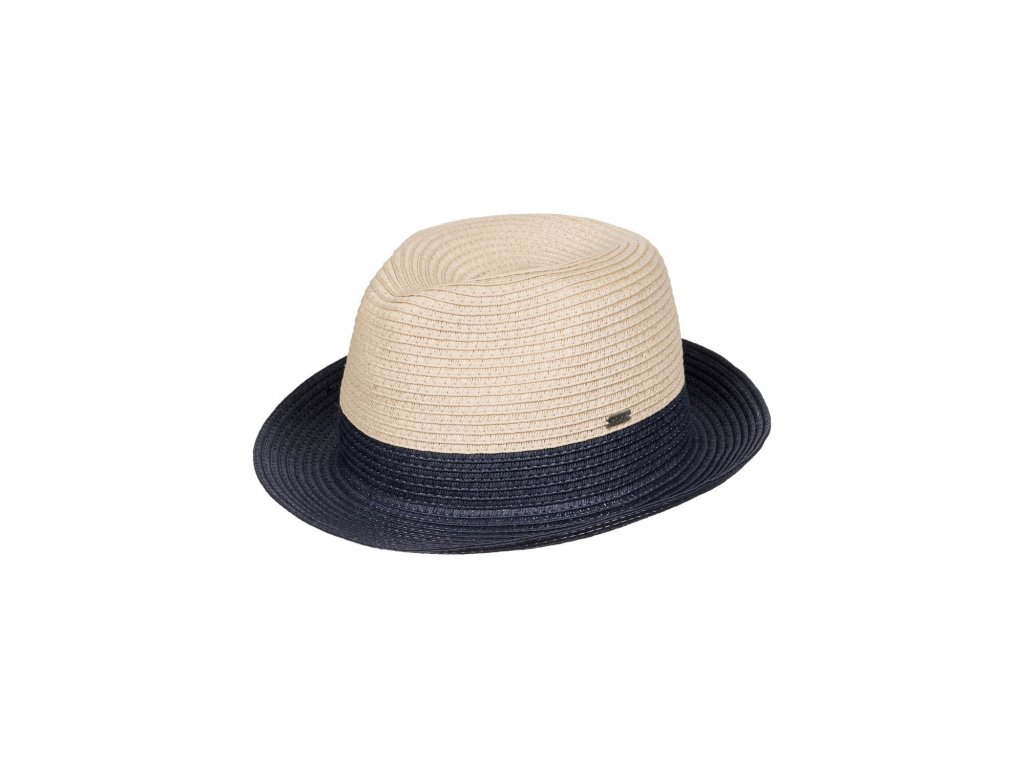 Dámský klobouk Roxy Monoi M/L - Modrý