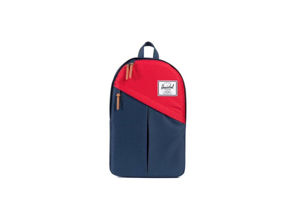 "Batoh Herschel Parker 15"" - Navy/Red"
