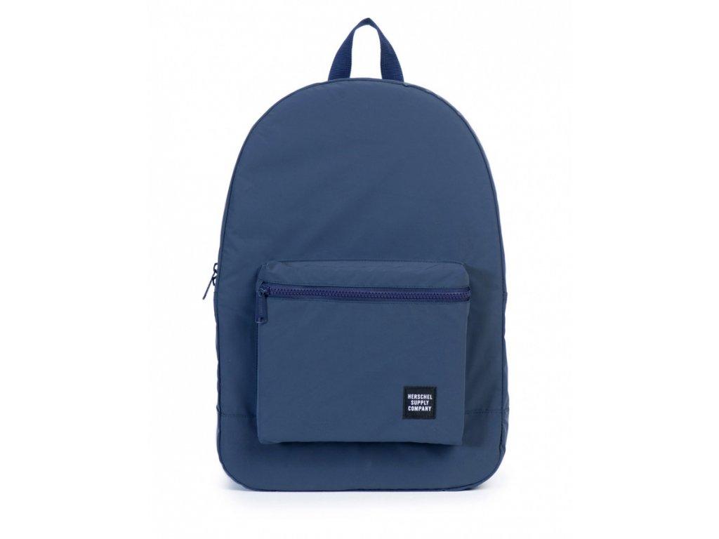 Batoh Herschel skládací Peacoat modrý - speciální kolekce daypack